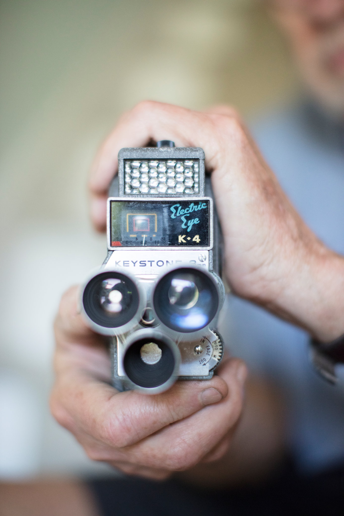 Ted Williams Camera